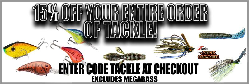 Tackle - SPRO - We are sports professionals.