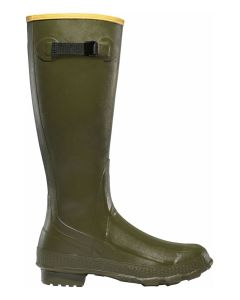Lacrosse Grange Rubber Boots Od-Green 18In