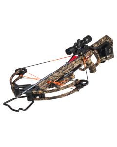 Wicked Ridge Invader X4 ACUdraw 50 360 FPS Crossbow by TenPoint | WR18005-5531