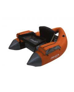 Outcast Fish Cat 4 Deluxe-LCS Float Tube - Burnt Orange