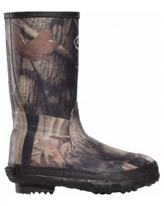 Lacrosse Lil Burly Rubber Boot Next Camo 9in 1000gm