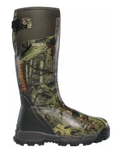 Lacrosse Alpha-Burly Pro Boots Infinity Camo 1000G 18In