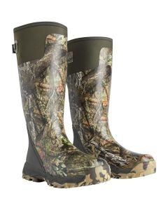 "Lacrosse Alpha-Burly Pro Boots Mossy Oak Breakup Country Camo 18"" Non-Insulated"