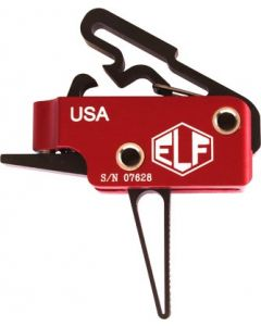 Elftmann Trigger AR-15 3-Gun Straight Adjustable 2.75-4lbs.