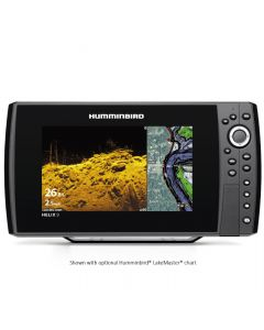Humminbird Helix 9 Chirp Mega DI GPS G2N | HELIX 9 Series | 410500-1
