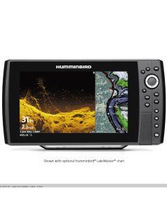 Humminbird Helix 10 Chirp Mega DI GPS G2N   HELIX 10 Series   410510-1