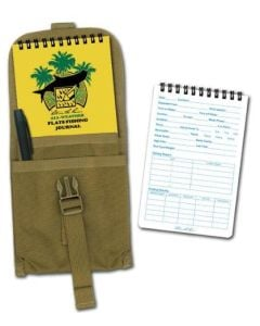 RITE IN THE RAIN FLATS FISHING NOTEBOOK KIT - 1733-KIT