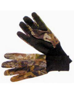 Allen Jersey Gloves Break-Up Camo One Size Fits Most