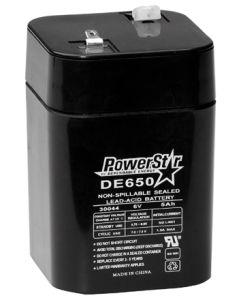 American Hunter Feeder Battery 6V Recharge 4.5-AMP Hr w/Post