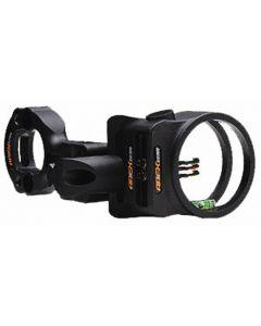 Apex Bow Sight Tundra 3-Pin .019 Black