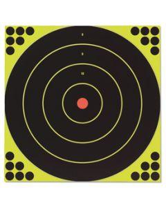 Birchwood Casey Shoot-N-See Targets 9in & 4in Asst Silhouette