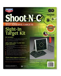 Birchwood Casey Shoot-N-See Targets 12in Sight-in  4/Pack