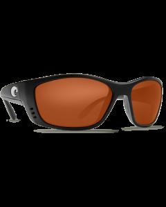 Costa Del Mar Fisch Copper 580P Black Frame