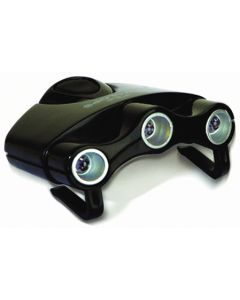 Gsm Cyclops Hat Clip Light Clear  3-Led