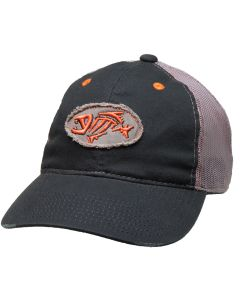 G. Loomis Distressed Oval Hat Navy