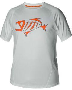 G. Loomis Urso Technical Short Sleeve T-Shirt White X Large