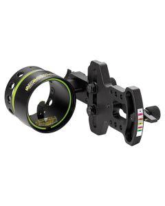 HHA Bow Sight Optimizer Lite X Xl 1-Pin .019 Black 2In Scope