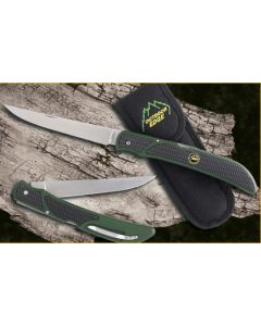 Outdoor Edge Knife Fish & Bone Clampack