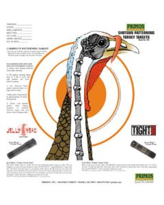 Primos Game Targets Turkey 12/Pack
