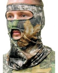 Primos Face Mask Stretch-Fit 3/4 Mask  New Breakup Camo 3/4