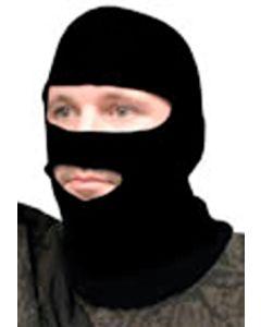 Primos Face Mask Stretch-Fit Full Hood  Black Full