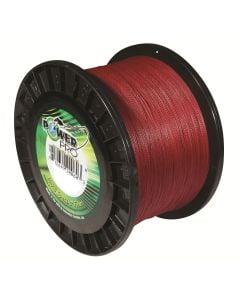 Power Pro 150 lb X 500 yd Spool Vermillion Red Braided Line