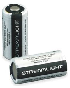 Streamlight Lithium Batteries 2/Pack Cr123A