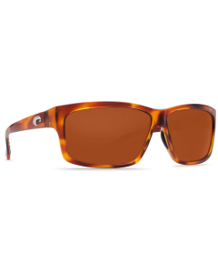 Costa Del Mar Cut Copper Glass - W580 Honey Tortoise