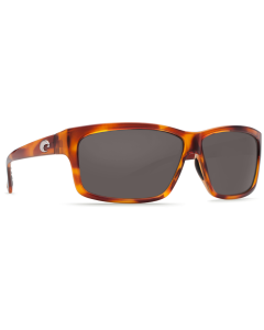 Costa Del Mar Cut Gray 580P Honey Tortoise