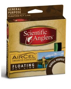 Scientific Angler Air Cel - Floating Lines - Level - Light Green L- 6-F
