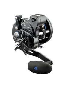 Daiwa Saltist Levelwind Line Counter Conventional Reel 40LCH 6.4:1 | STTLW40LCH