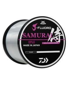 Daiwa J-Fluoro Samurai FC Fluorocarbon Line 1000yd