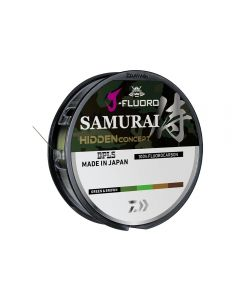 Daiwa J Fluoro Samurai Hidden Concept 5lb 220y   JFS5-220H