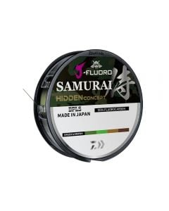 Daiwa J Fluoro Samurai Hidden Concept 18lb 220y   JFS18-220H