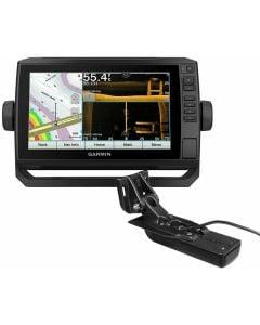 "Garmin Echomap UHD 93sv 9"" Chartplotter with GT54UHD-TM Transducer   010-02342-01"