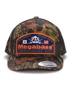 Megabass Psychic Camo Snapback Hat