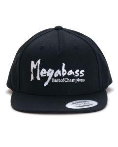Megabass Brush Snapback Hat