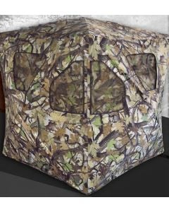 River Bottom Hub Style Ground Blind
