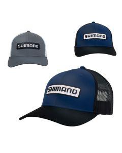 Shimano Fabric Patch Trucker Cap