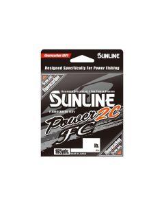 Sunline Power 2C FC Fluorocarbon Line