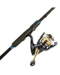 Shimano SLX/NASCI Spinning Rod & Reel Combo