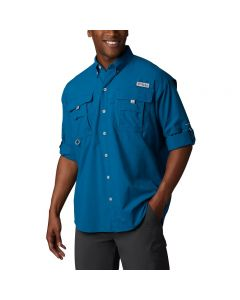 Columbia PFG Bahama II Long Sleeve Shirt Front