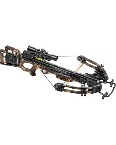 TenPoint CB15019-5821 Stealth FX4 Crossbow Package with ACU50 3X Scope 370FPS 113PF