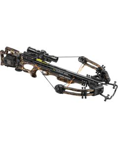 Tenpoint CB15019-5822 Stealth FX4 Crossbow Package-ACU50 3X Scope MOBU 370FPS 1113F