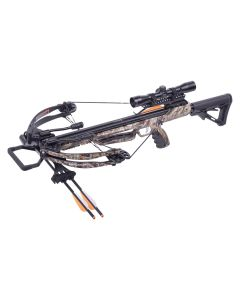 Crosman Centerpoint Mercenary 370 Camo Crossbow | AXCM175CK