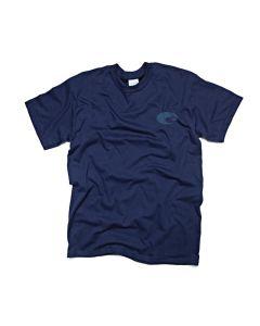 Costa Del Mar Classic Costa Short Sleeve T-shirt Navy Front
