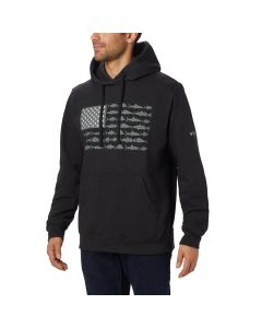 Columbia Men's Fish Flag Hoodie