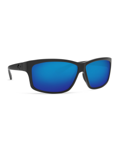 Costa Del Mar Cut Blackout Sunglasses with Blue Mirror 580P Lens - UT 01 OBMP