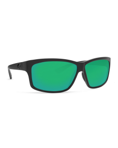 Costa Del Mar Cut Blackout Sunglasses with Green Mirror 580P Lens | UT 01 OGMP