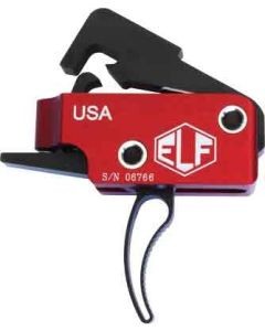 Elftmann Trigger Elftmann Trigger AR-10 Match Curved Adjustable 2.75-4lbs. Match Curved Adjustable 2.75-4lbs.
